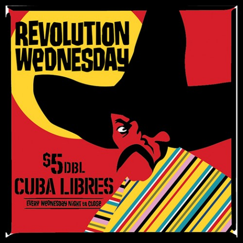 Revolution Wednesday
