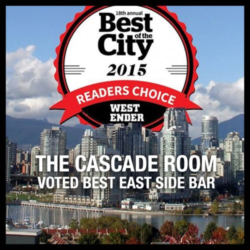 Westender - Best Of The City 2015