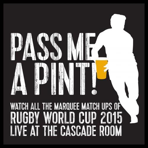 Pass Me A Pint!