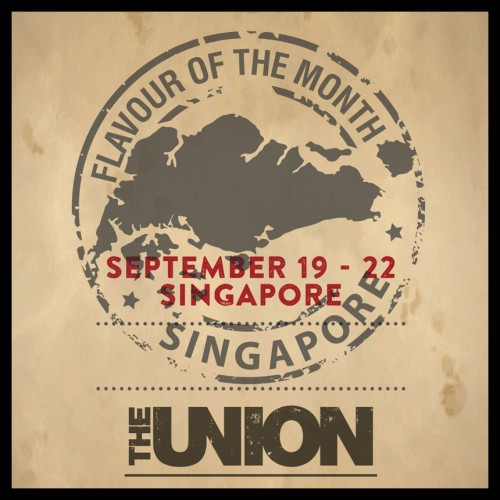 Flavour of the Month – Singapore