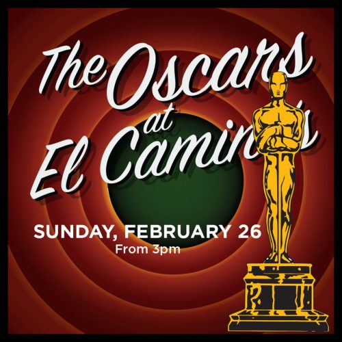 THE OSCAR'S AT EL CAMINO'S