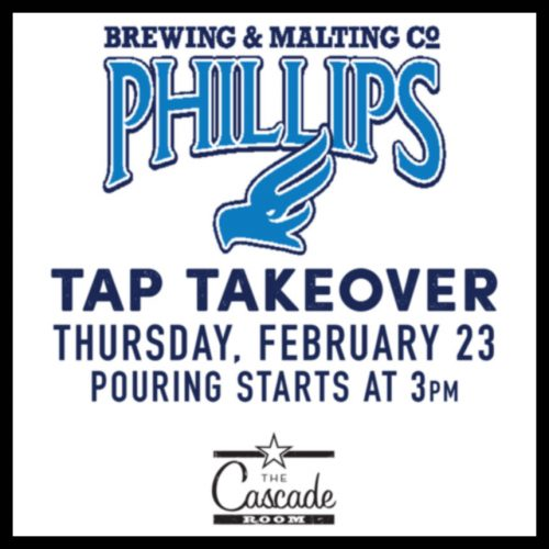 PARKSIDE BREWING TAP TAKEOVER
