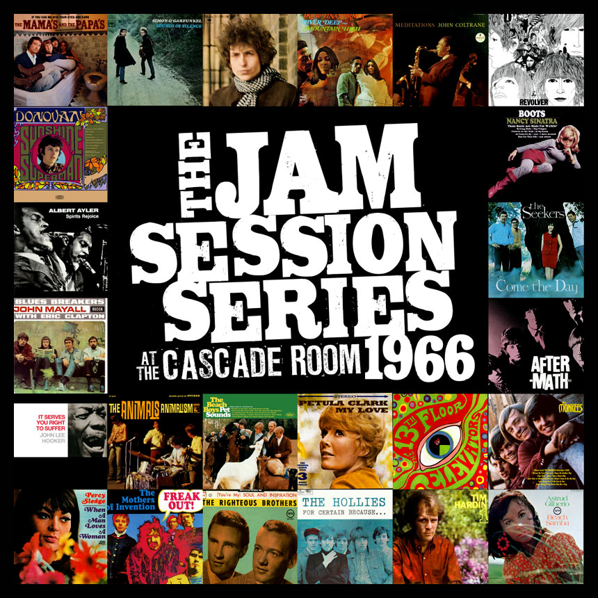 THE JAM SESSION SERIES #10