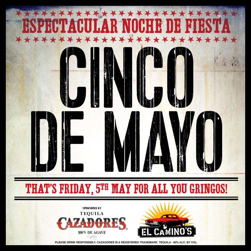 Cinco De Mayo at El Camino's