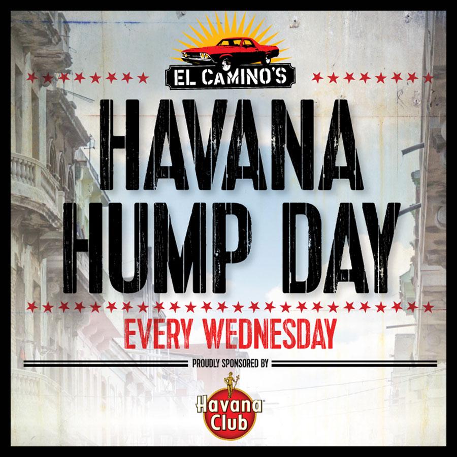 HAVANA HUMP DAY