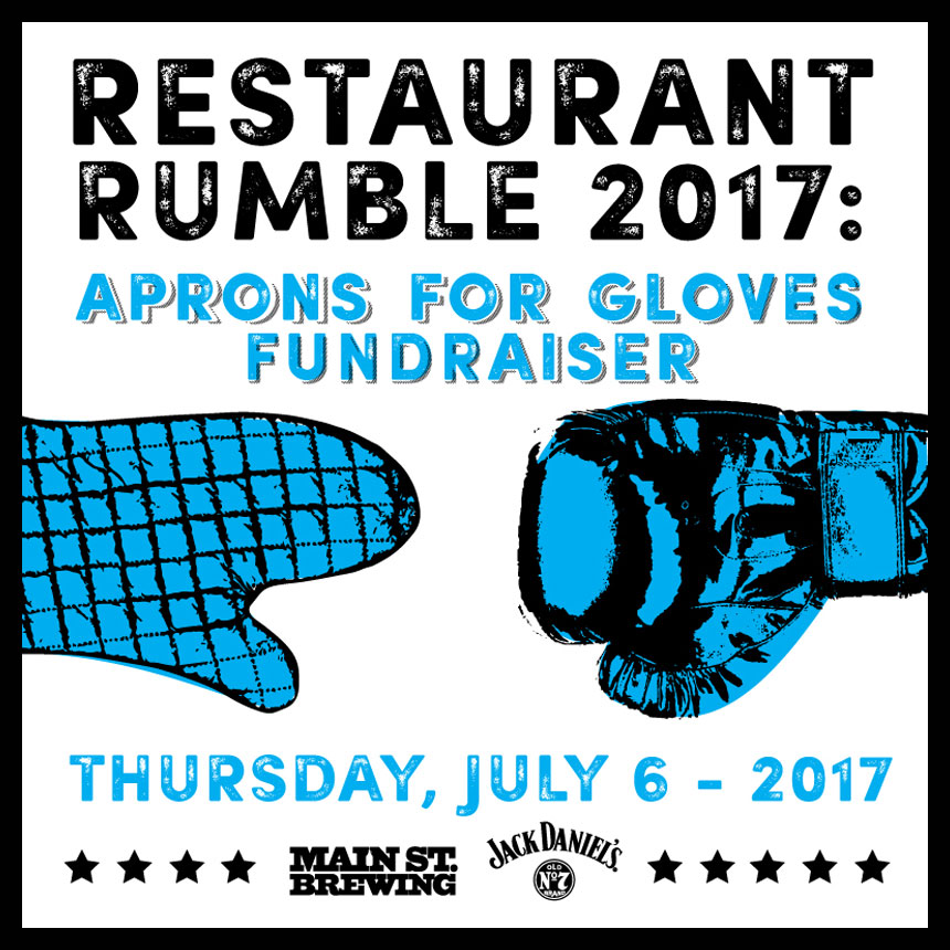 RESTAURANT RUMBLE 2017
