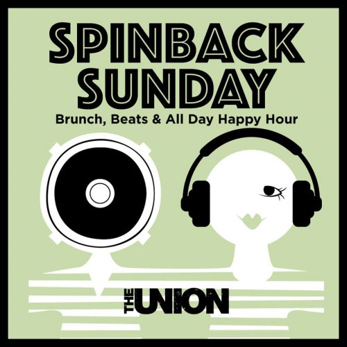 SPINBACK SUNDAY AT THE UNION