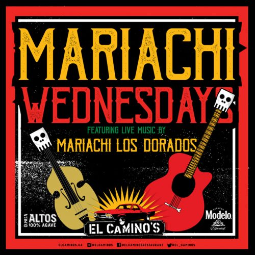 EL CAMINO'S MARIACHI WEDNESDAYS