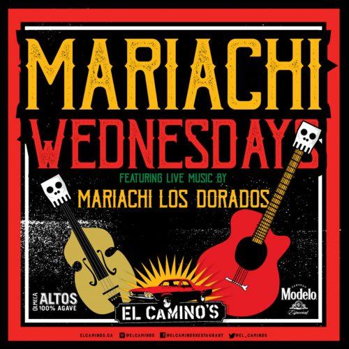 EL CAMINO'S MARIACHI WEDNESDAYS