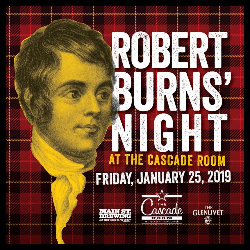 ROBERT BURNS' NIGHT