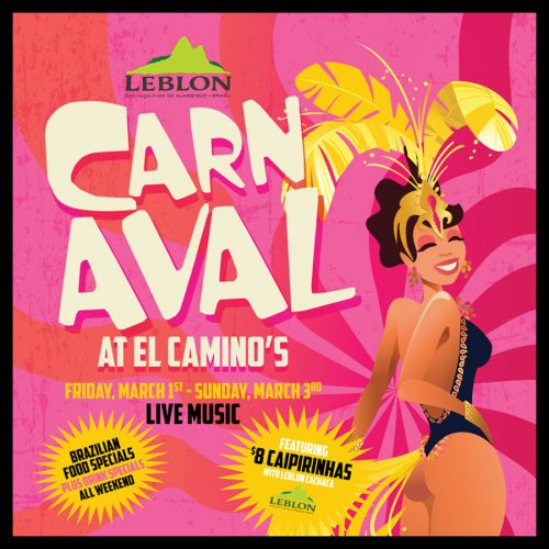 Carnaval at El Camino's